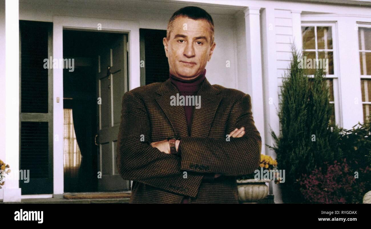 ROBERT DE NIRO, MEET THE PARENTS, 2000 - Stock Image