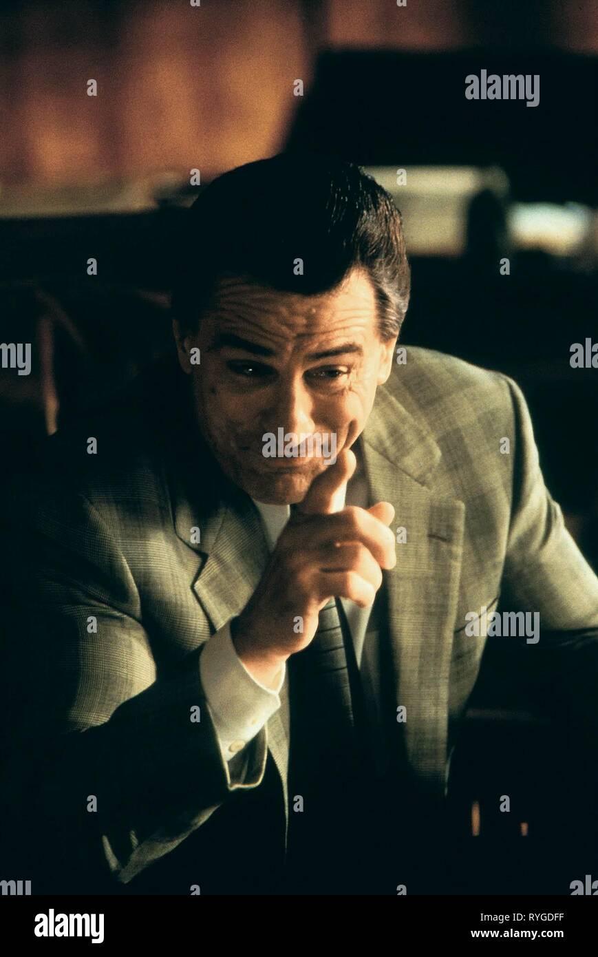 Robert De Niro Analyze This 1999 Stock Photo Alamy