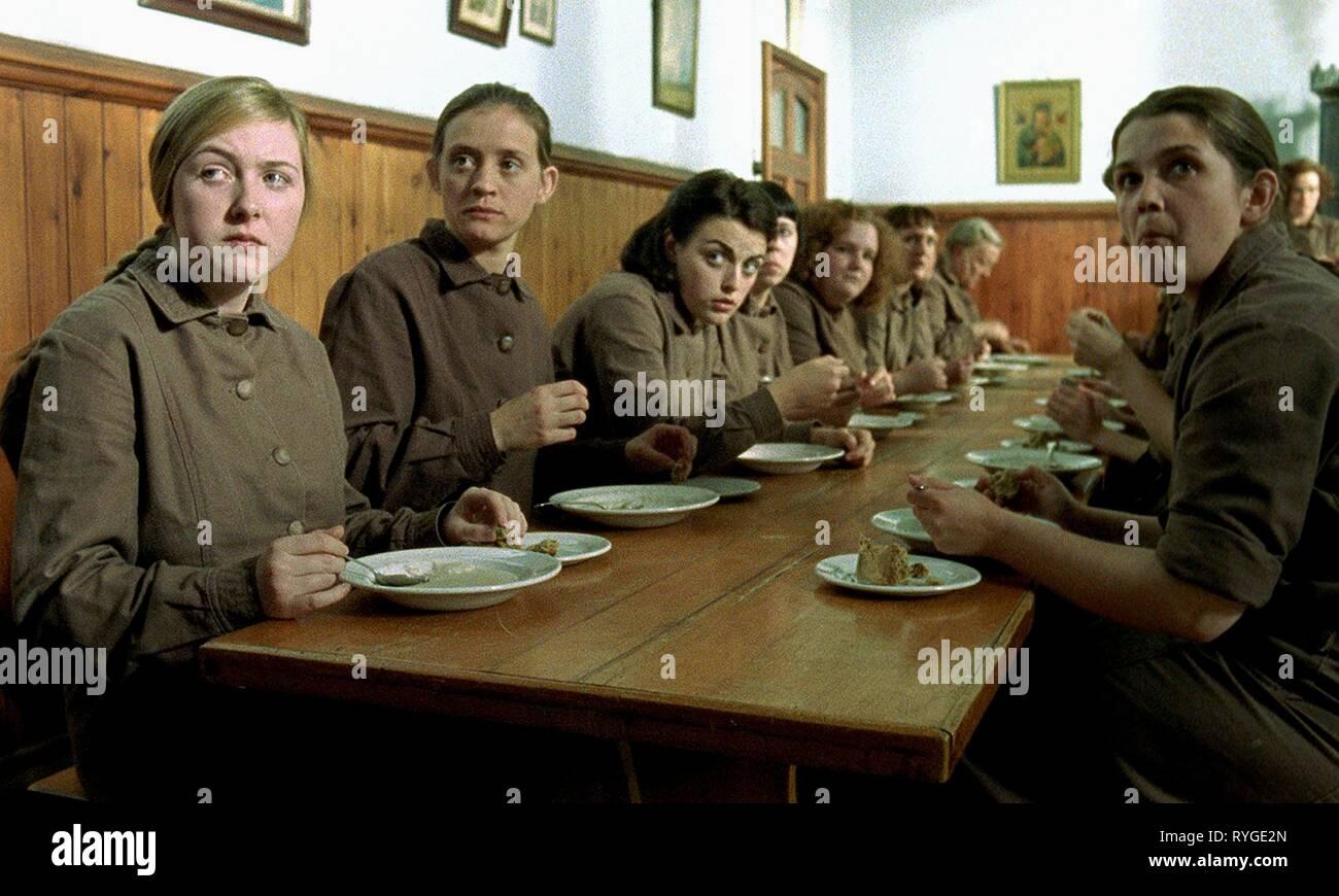 DOROTHY DUFFY, ANNE-MARIE DUFF, NORA-JANE NOONE, EILEEN WALSH, THE MAGDALENE SISTERS, 2002 - Stock Image