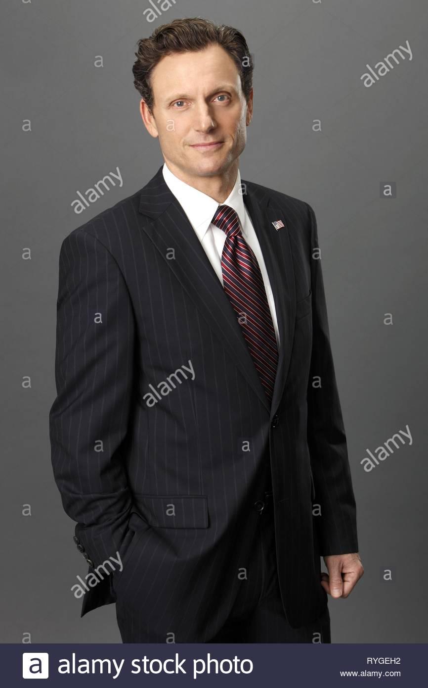 TONY GOLDWYN, SCANDAL, 2012 - Stock Image