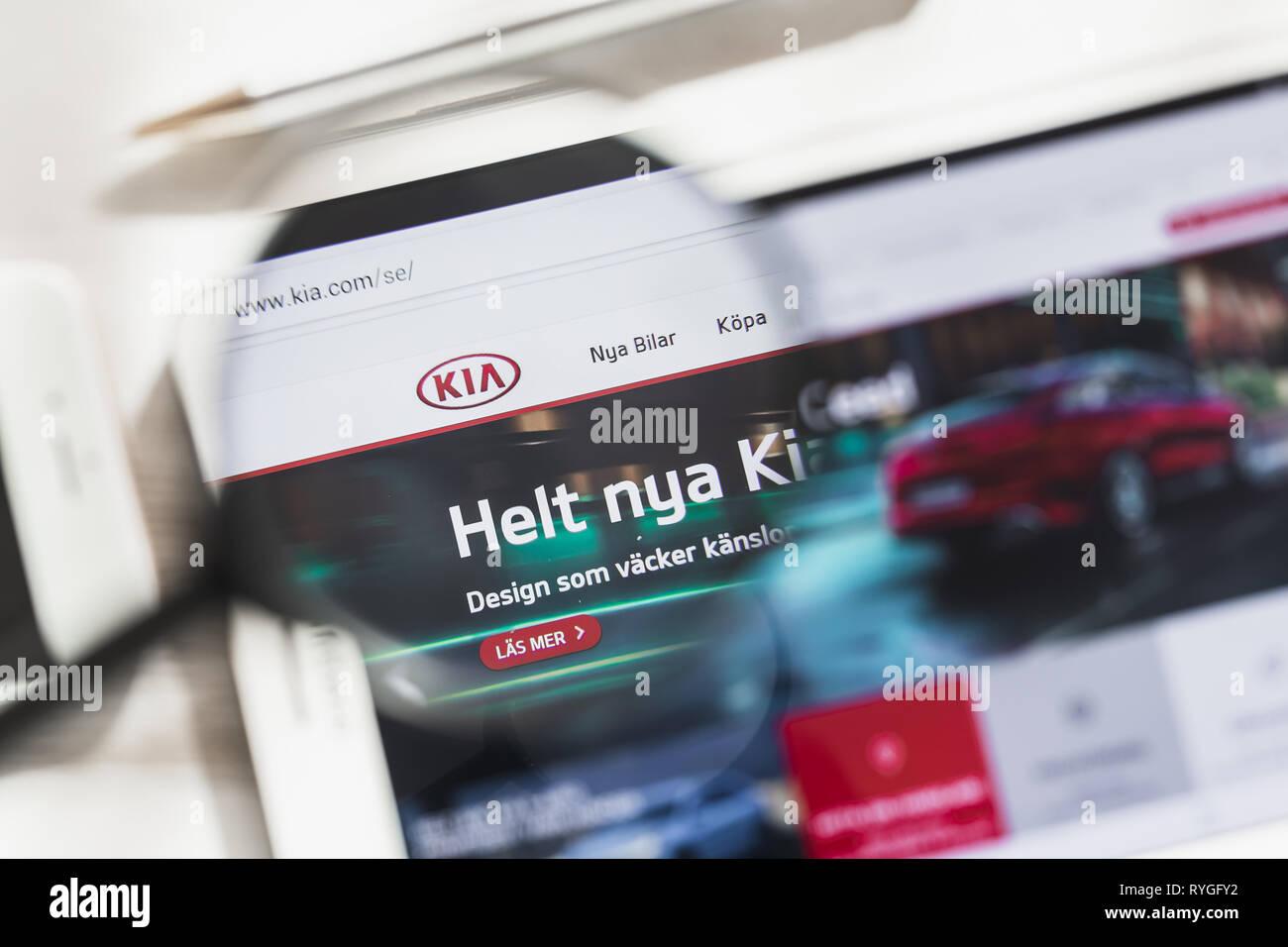 kia official website