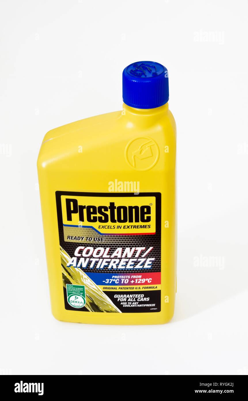 Prestone AF2100 Anti-Freeze Coolant Pre-Diluted ... - Diamond Tool | 1390x861