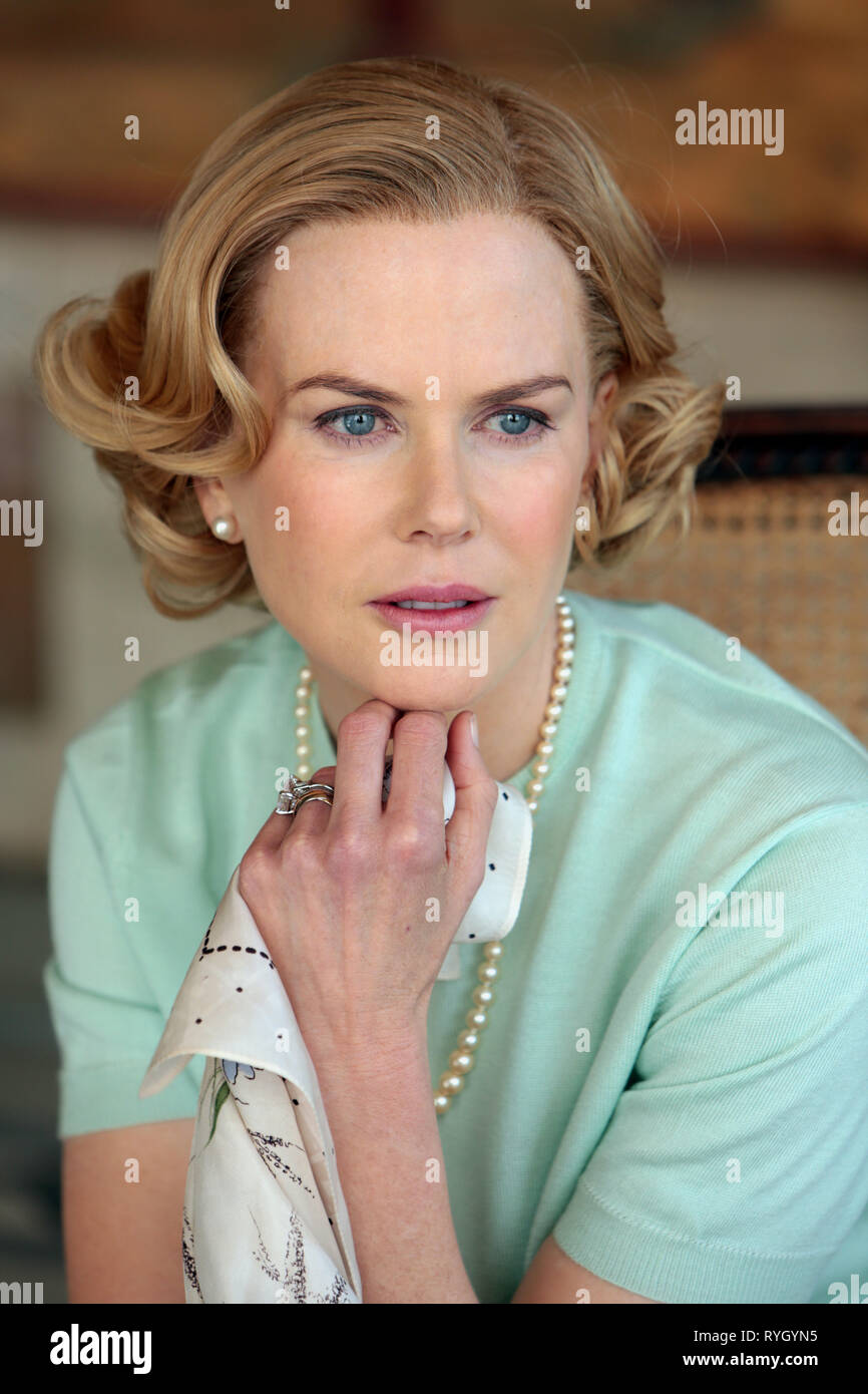 NICOLE KIDMAN, GRACE OF MONACO, 2014 - Stock Image