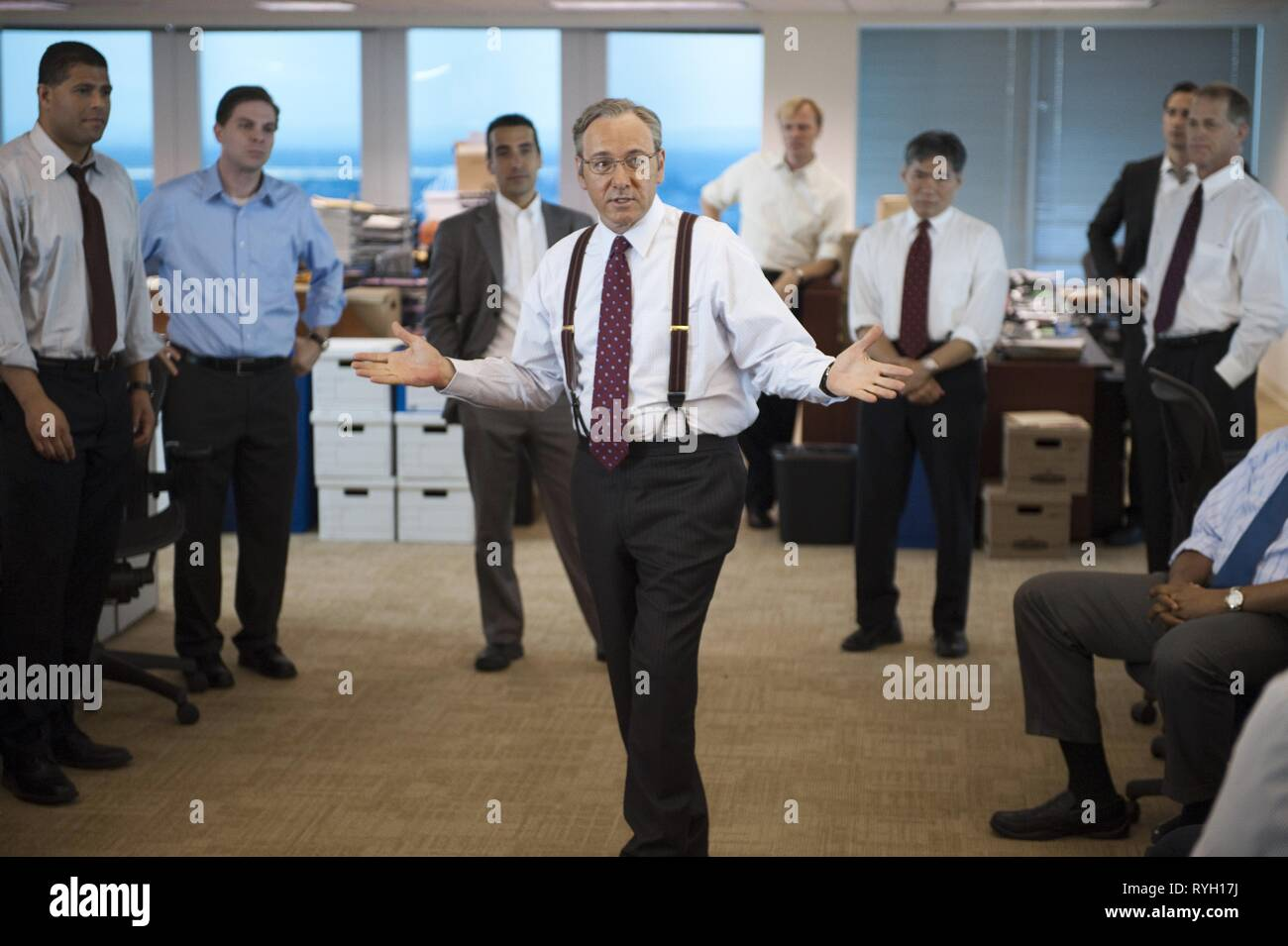 MARGIN CALL, KEVIN SPACEY, 2011 - Stock Image