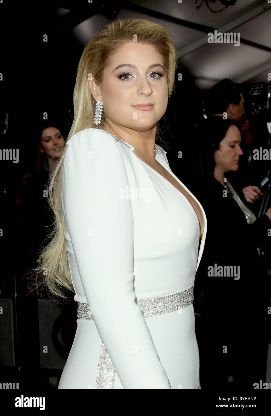 4327c4754e0 61st Annual Grammy Awards held at the Staples Center - Arrivals Featuring  Meghan  Trainor Where  Los Angeles