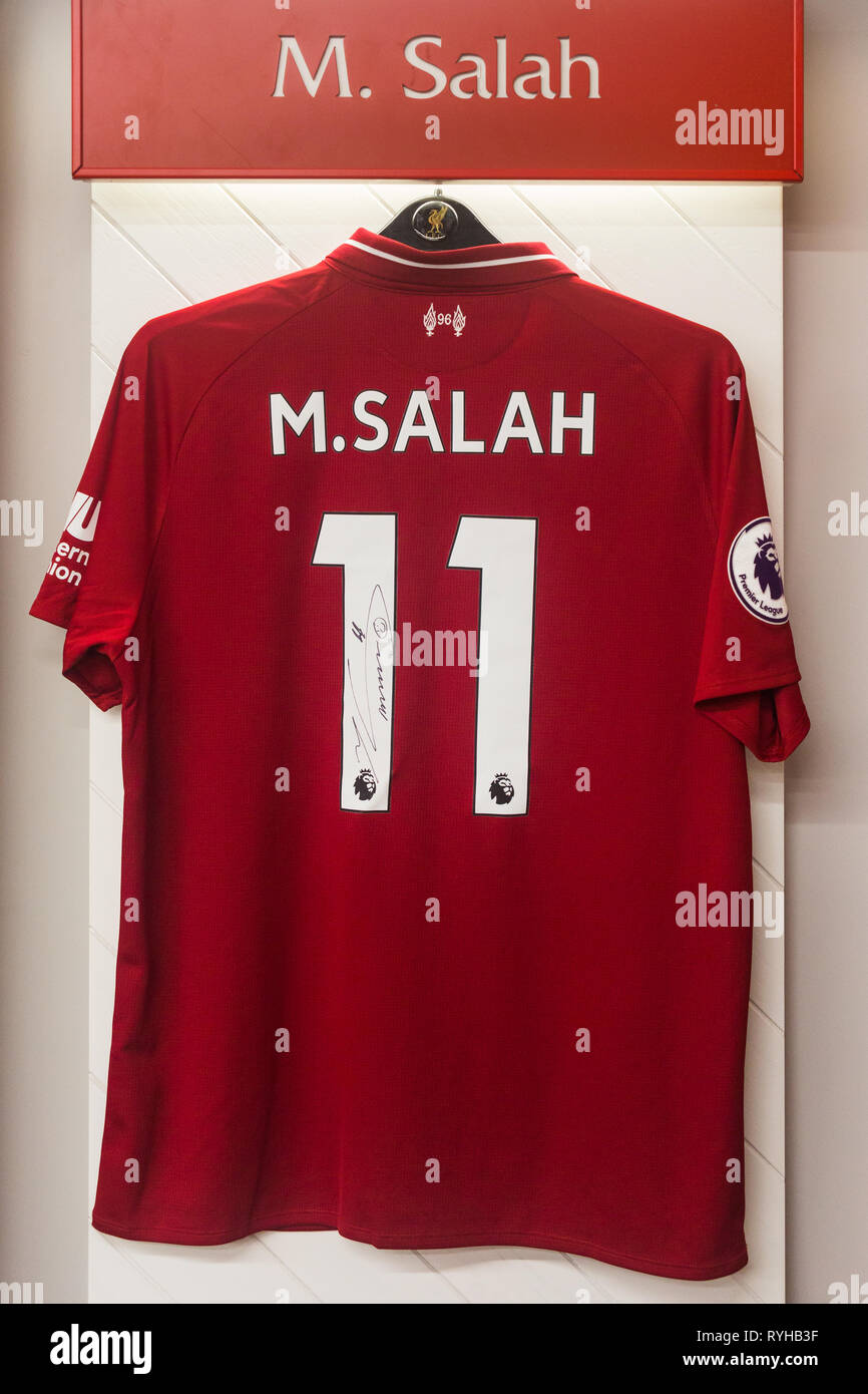 detailed look 7e384 603e1 Liverpool Mo Salah Stock Photos & Liverpool Mo Salah Stock ...