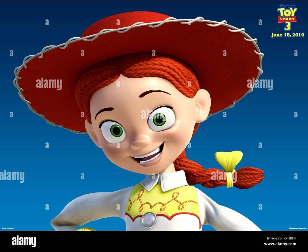 JESSIE, TOY STORY 3, 2010 - Stock Image
