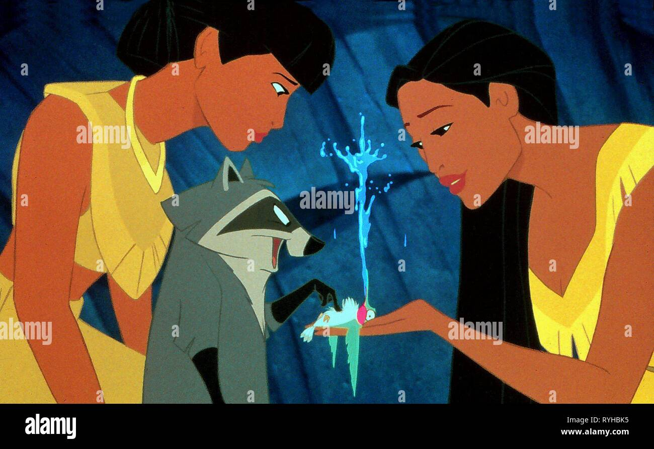 Pocahontas 1995 High Resolution Stock Photography And Images Alamy