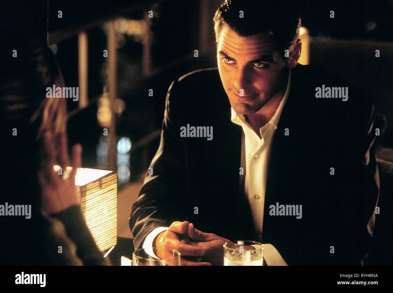 GEORGE CLOONEY, OUT OF SIGHT, 1998 Stock Photo