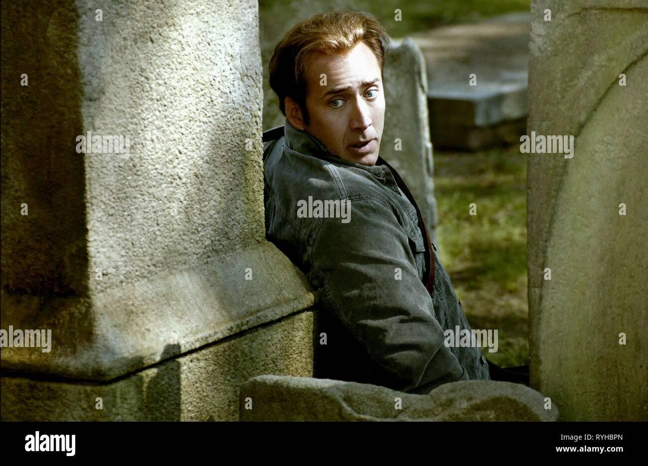Nicolas Cage National Treasure 2004 Stock Photo Alamy