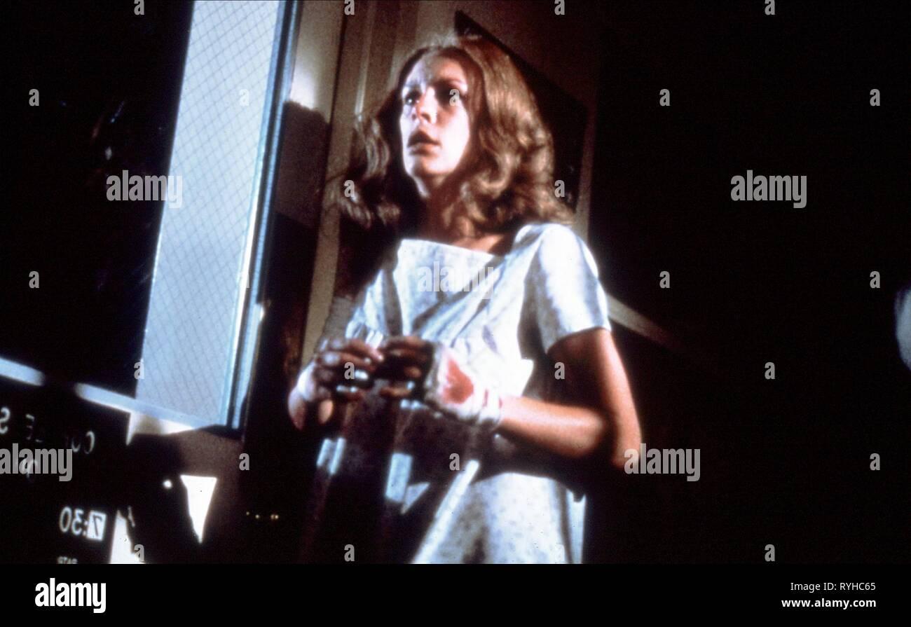 Jamie Lee Curtis Halloween 1978 Stock Photo Alamy