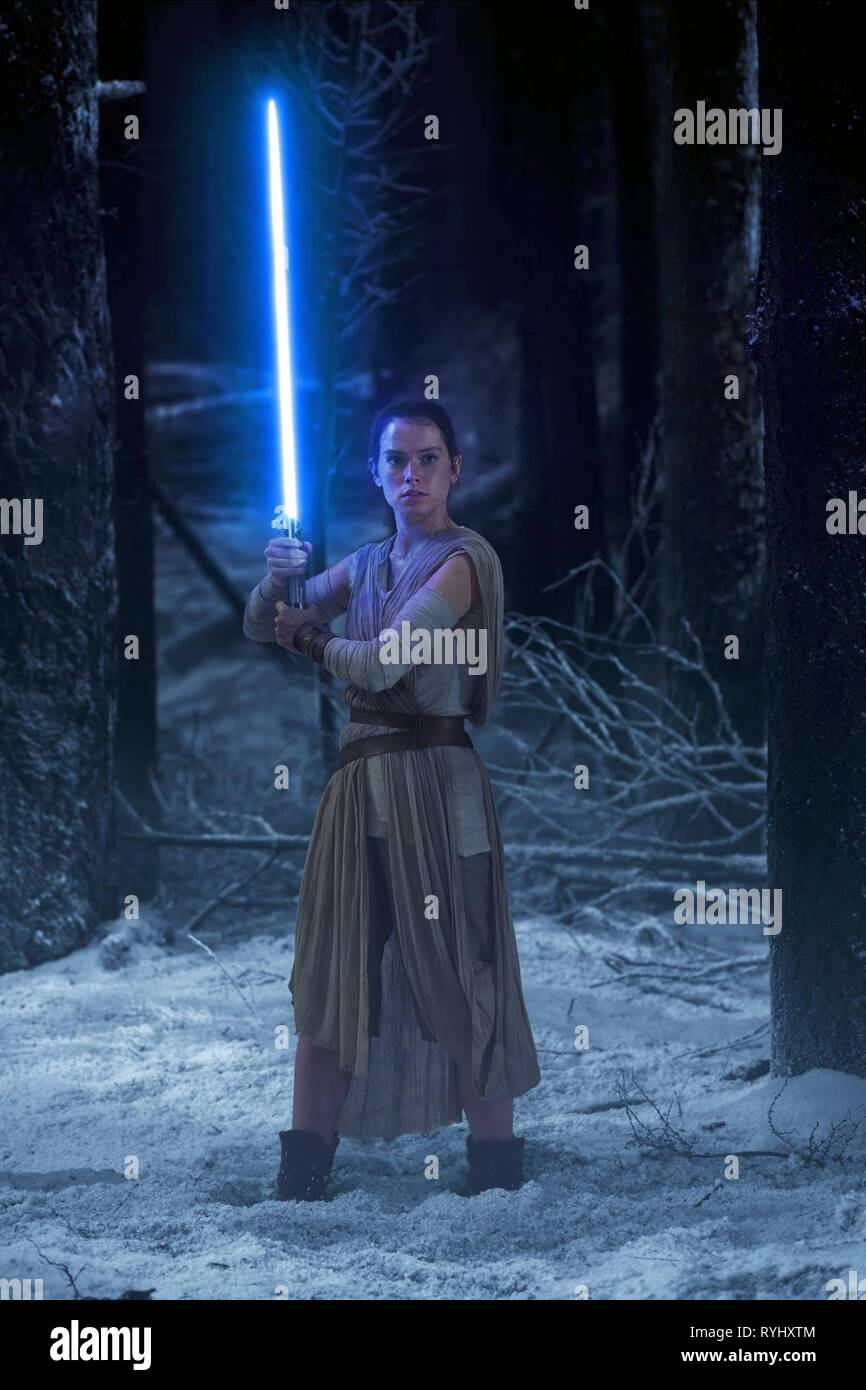 Rey Star Wars High Resolution Stock Photography And Images Alamy