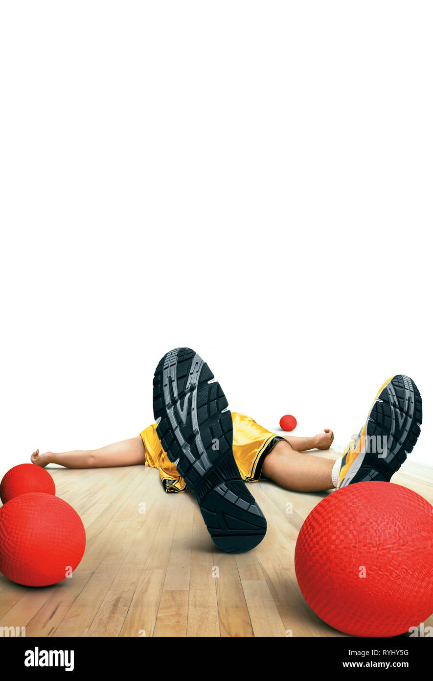 Dodgeball Stock Photos & Dodgeball Stock Images - Alamy