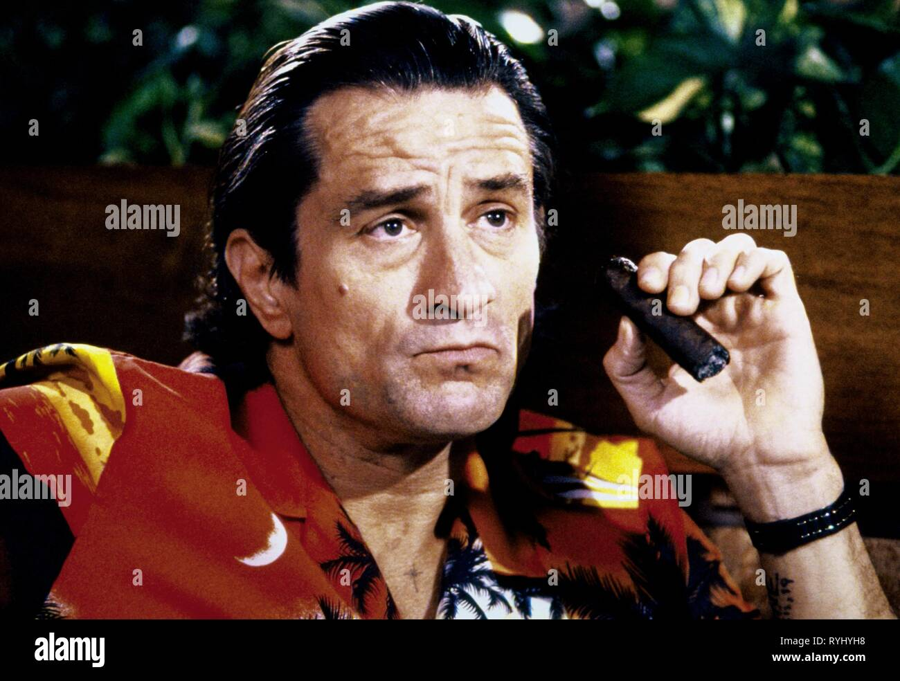 ROBERT DE NIRO, CAPE FEAR, 1991 Stock Photo
