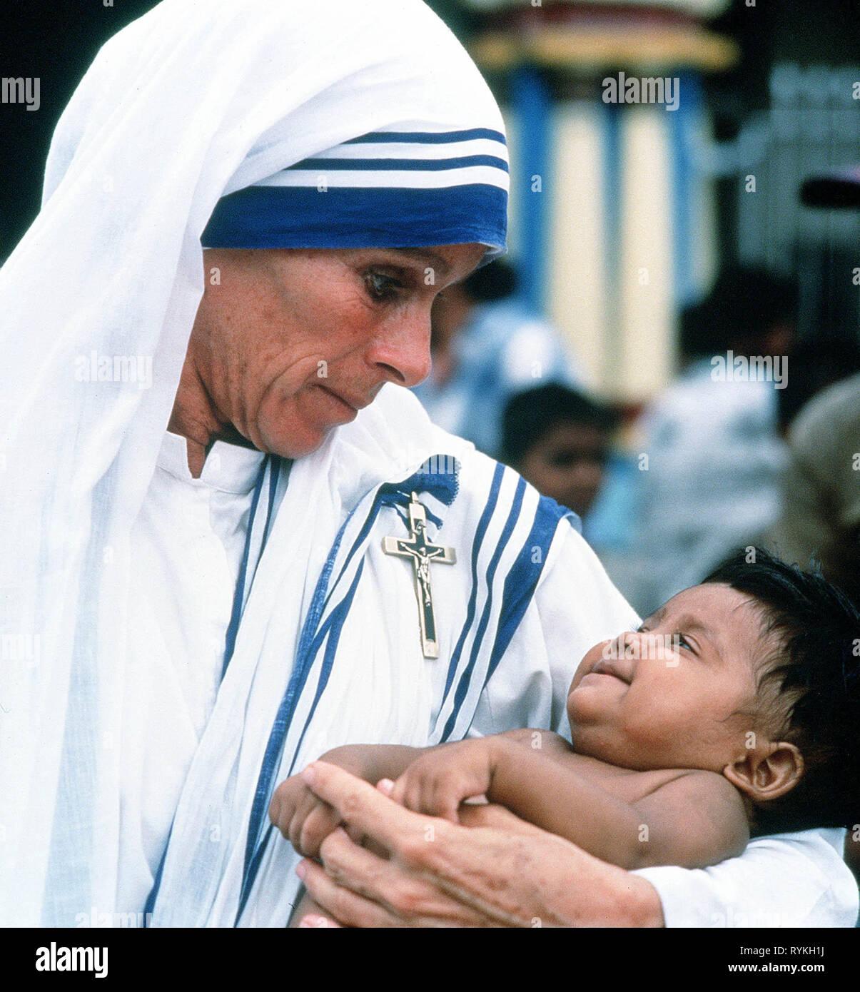 GERALDINE CHAPLIN, MOTHER TERESA: IN THE NAME OF GOD'S POOR, 1997