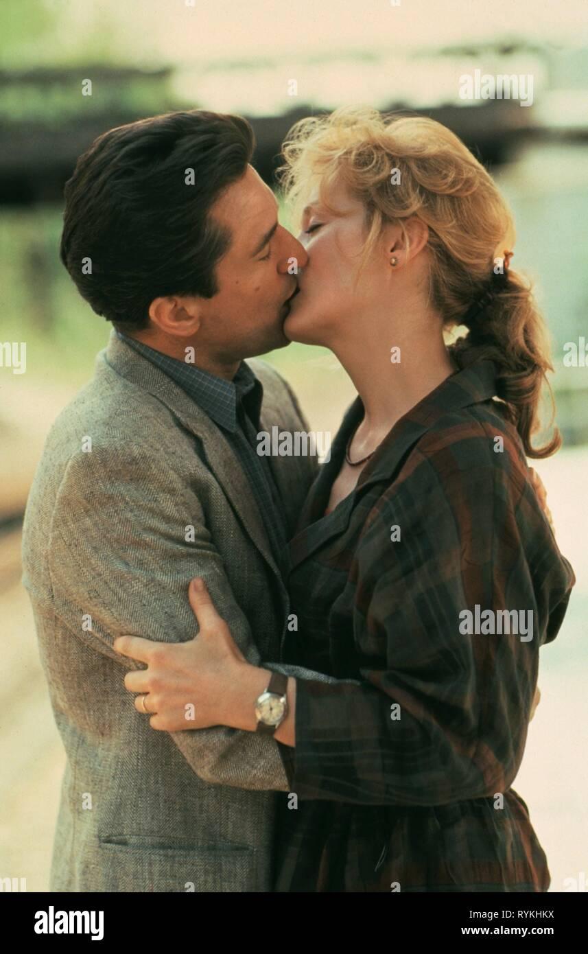 NIRO,STREEP, FALLING IN LOVE, 1984 - Stock Image