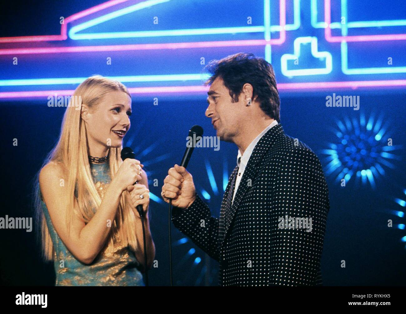 PALTROW,LEWIS, DUETS, 2000 - Stock Image