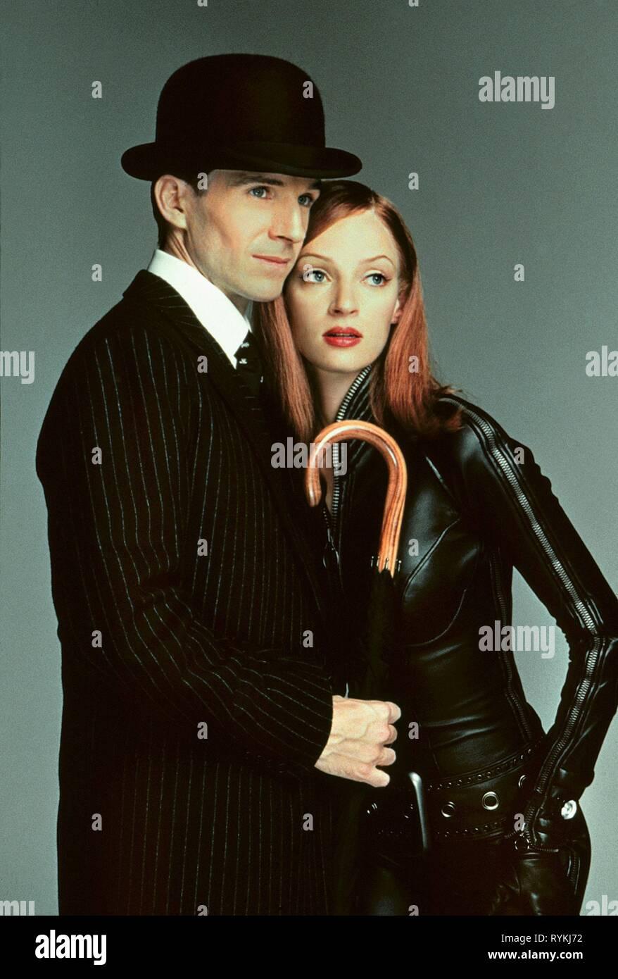 Mit schirm charme und melone 1998