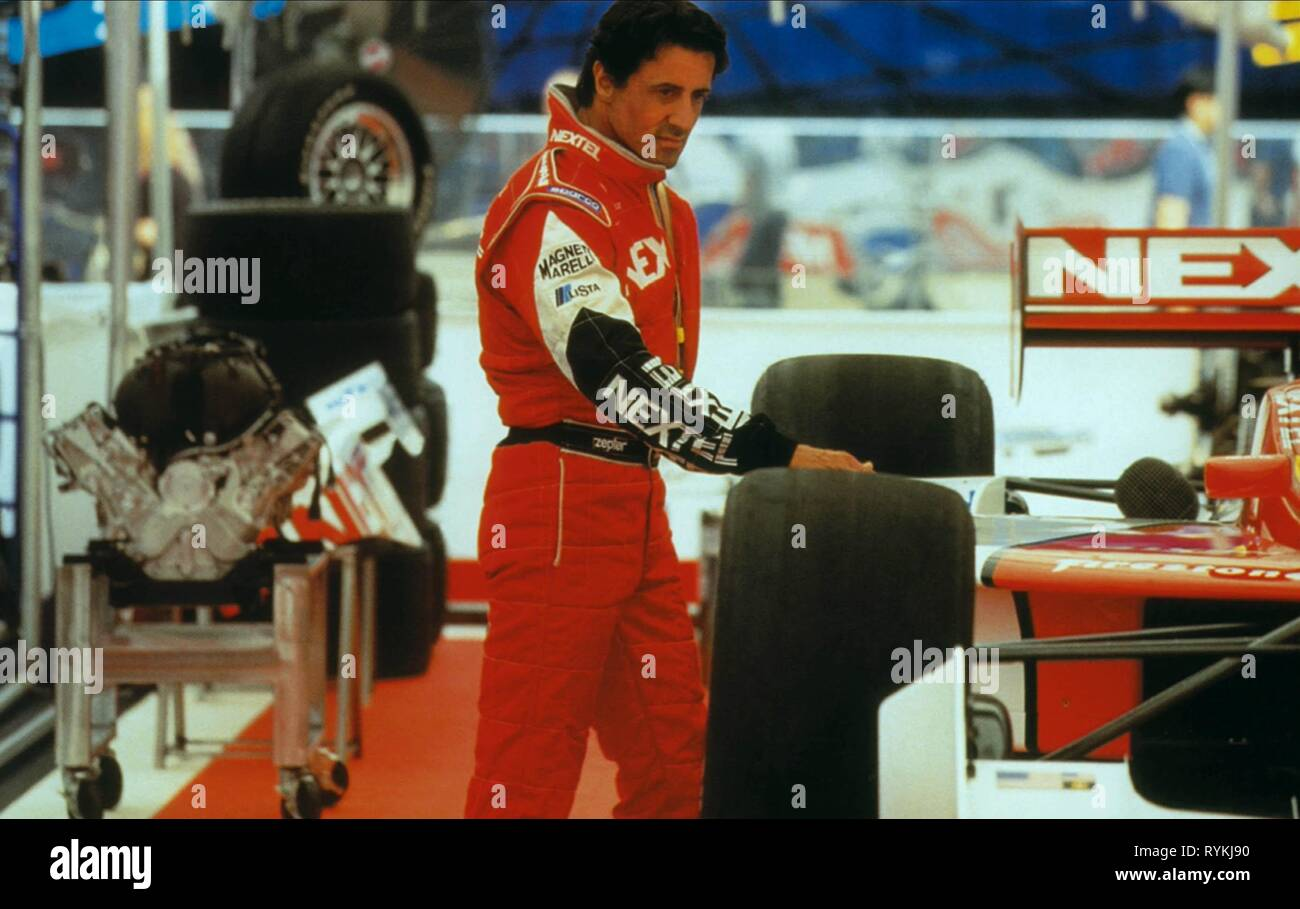 SYLVESTER STALLONE, DRIVEN, 2001 - Stock Image