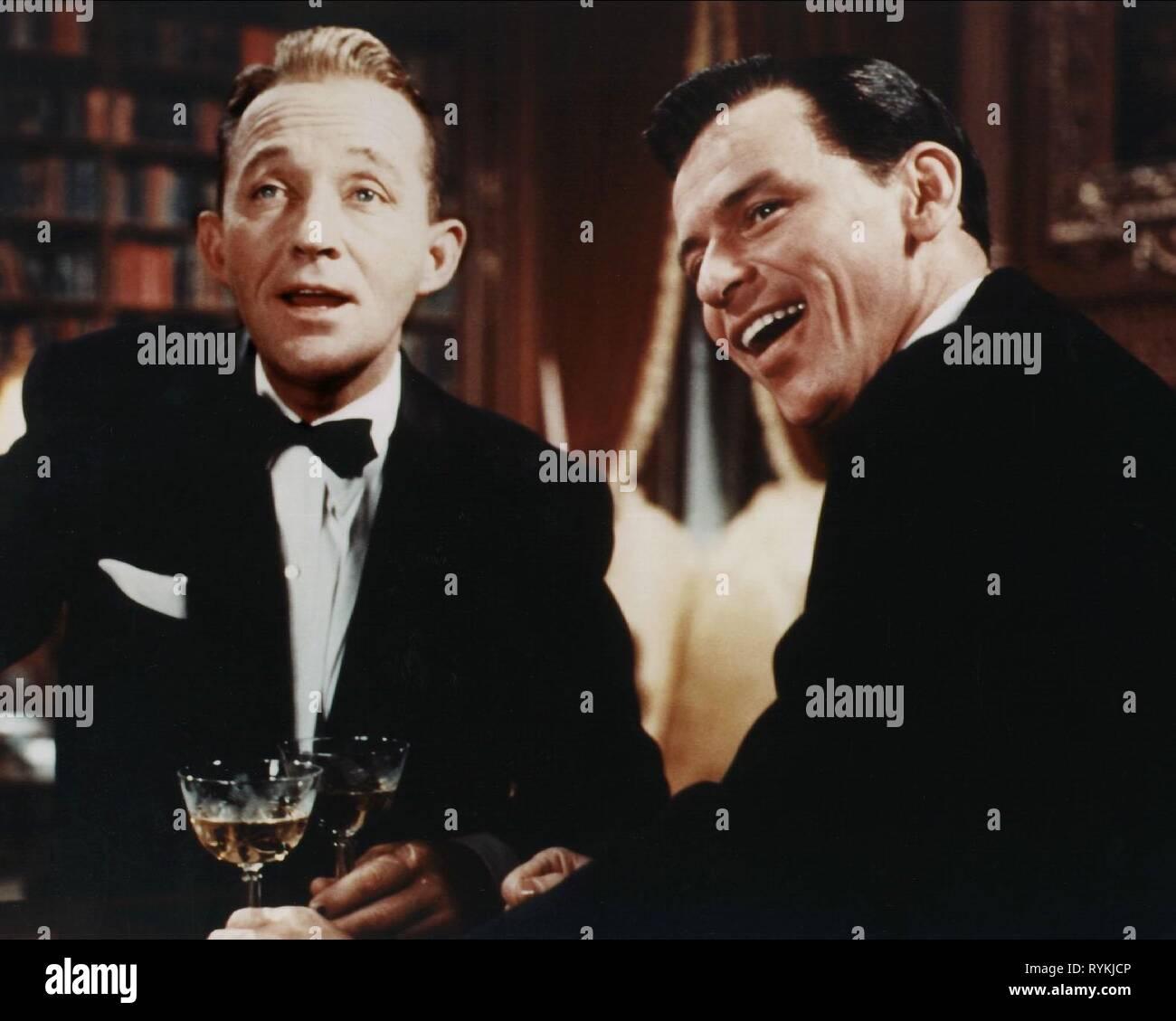 CROSBY,SINATRA, HIGH SOCIETY, 1956 - Stock Image
