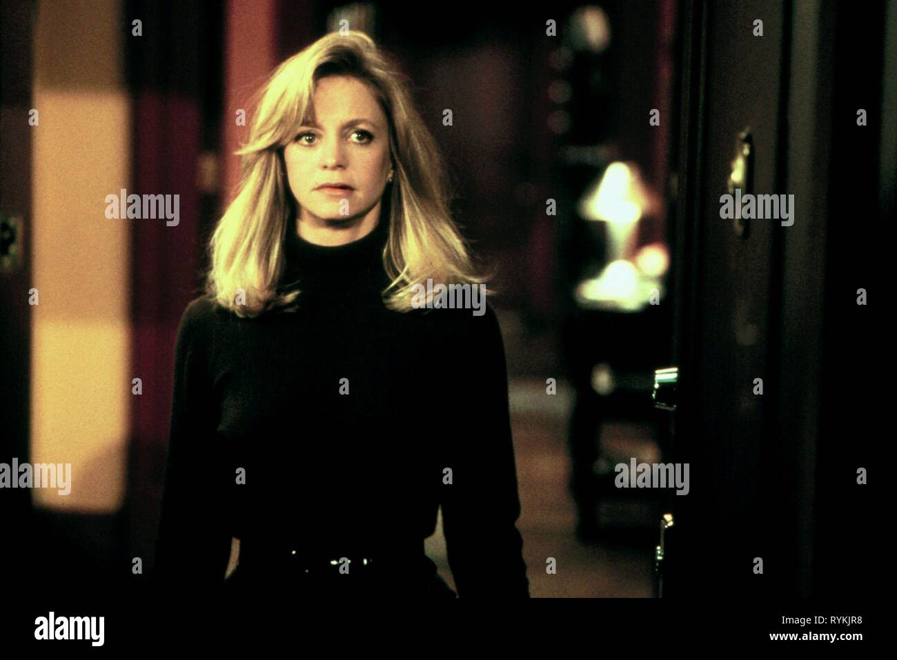 GOLDIE HAWN, DECEIVED, 1991 - Stock Image