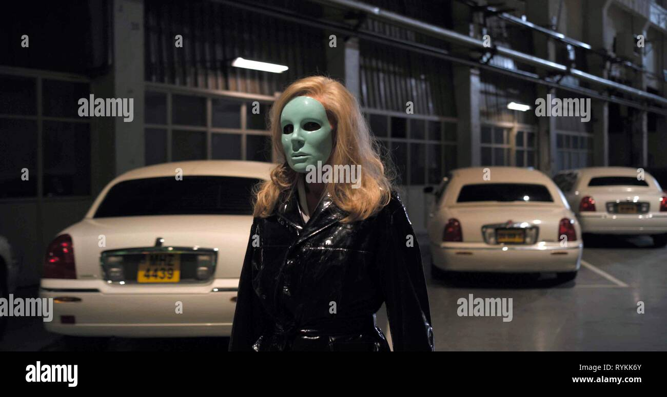 EDITH SCOB, HOLY MOTORS, 2012 - Stock Image