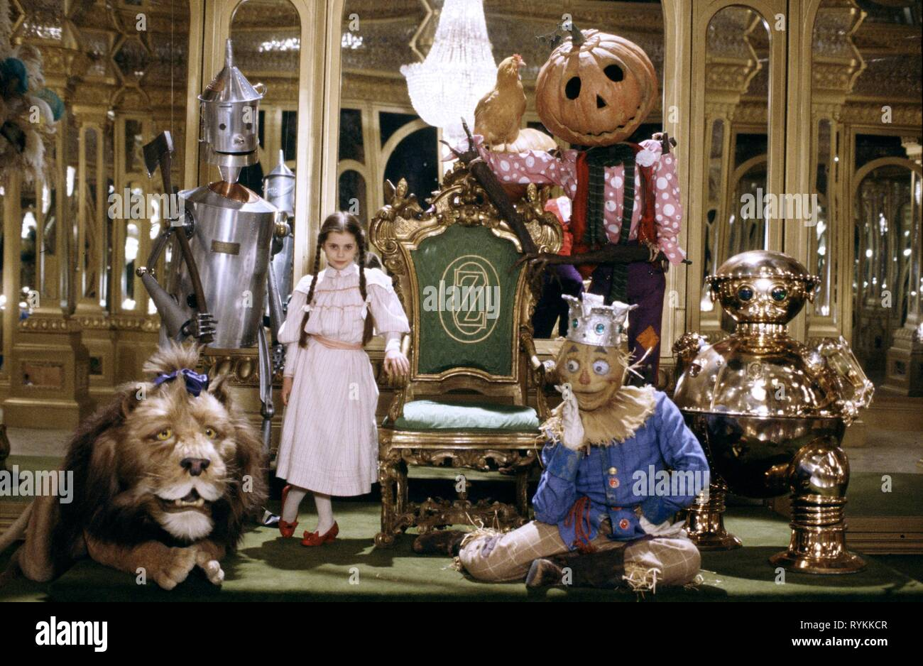 FAIRUZA BALK, RETURN TO OZ, 1985 - Stock Image