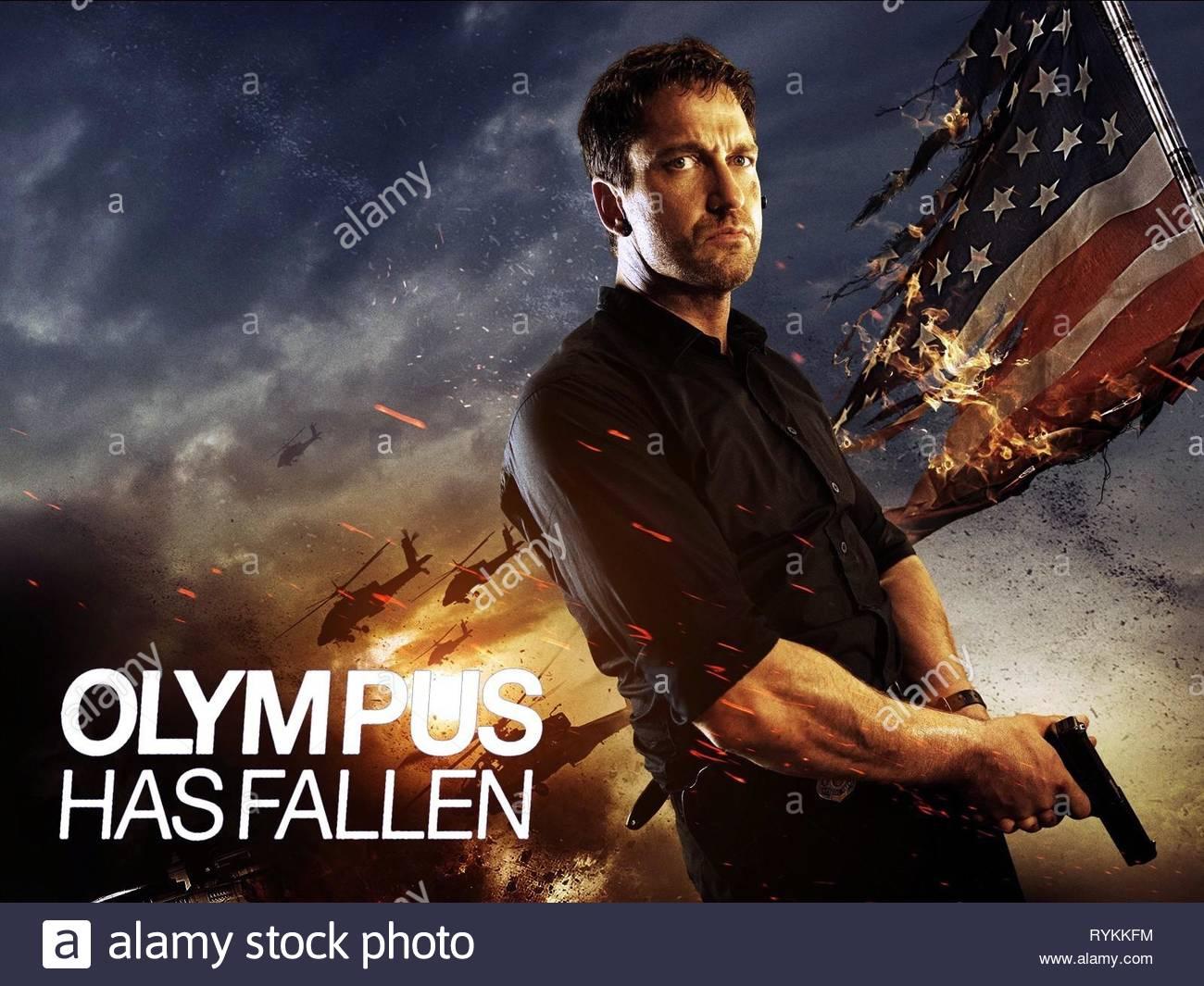 olympus has fallen – die welt in gefahr