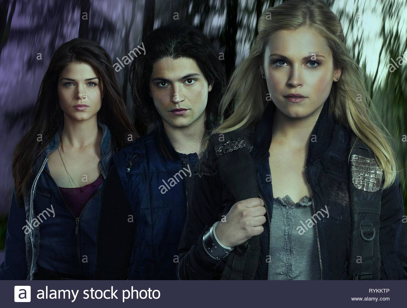 AVGEROPOULOS,MORLEY,TAYLOR, THE HUNDRED, 2014 - Stock Image