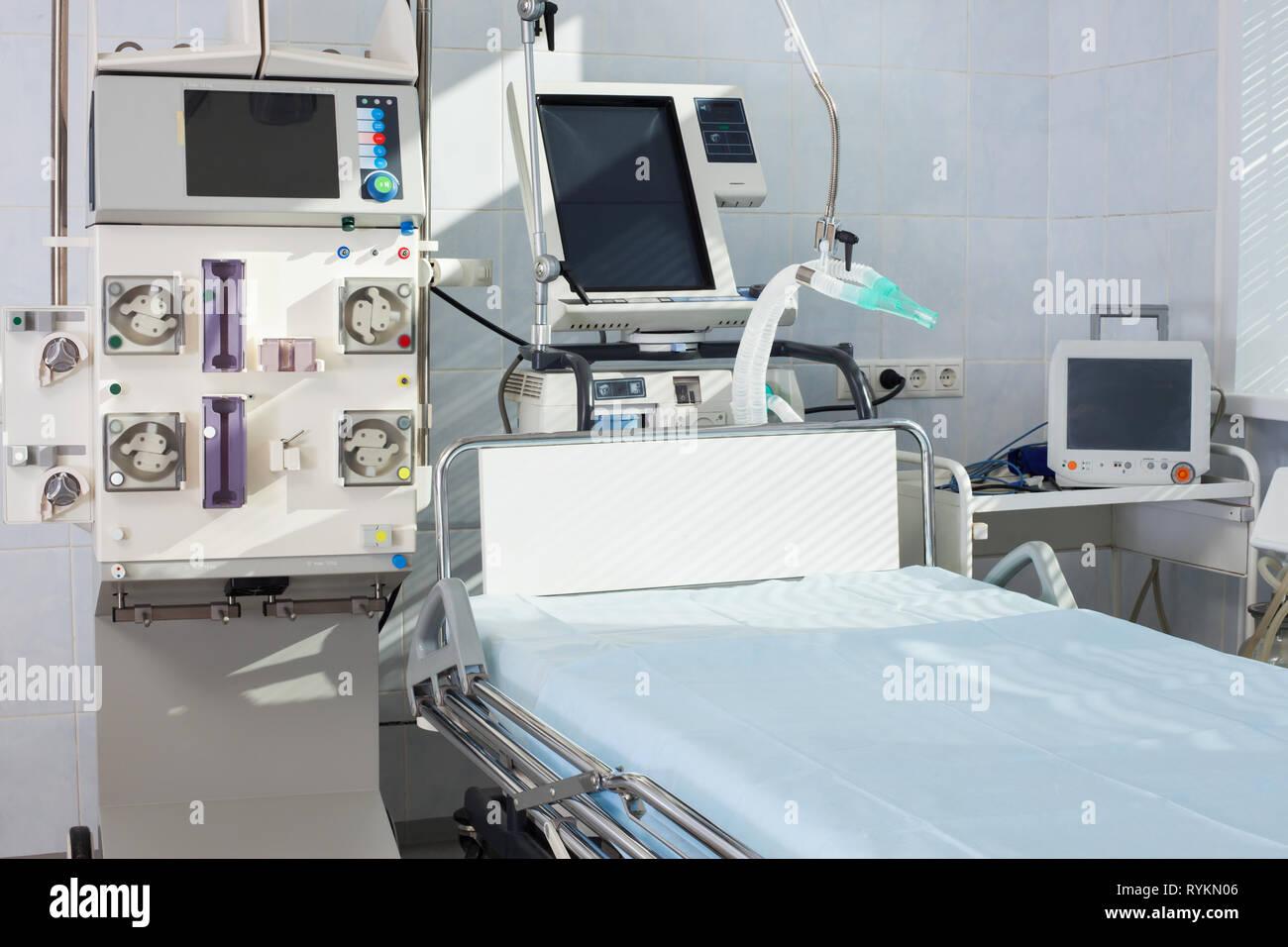 Emergency room - Stock Image