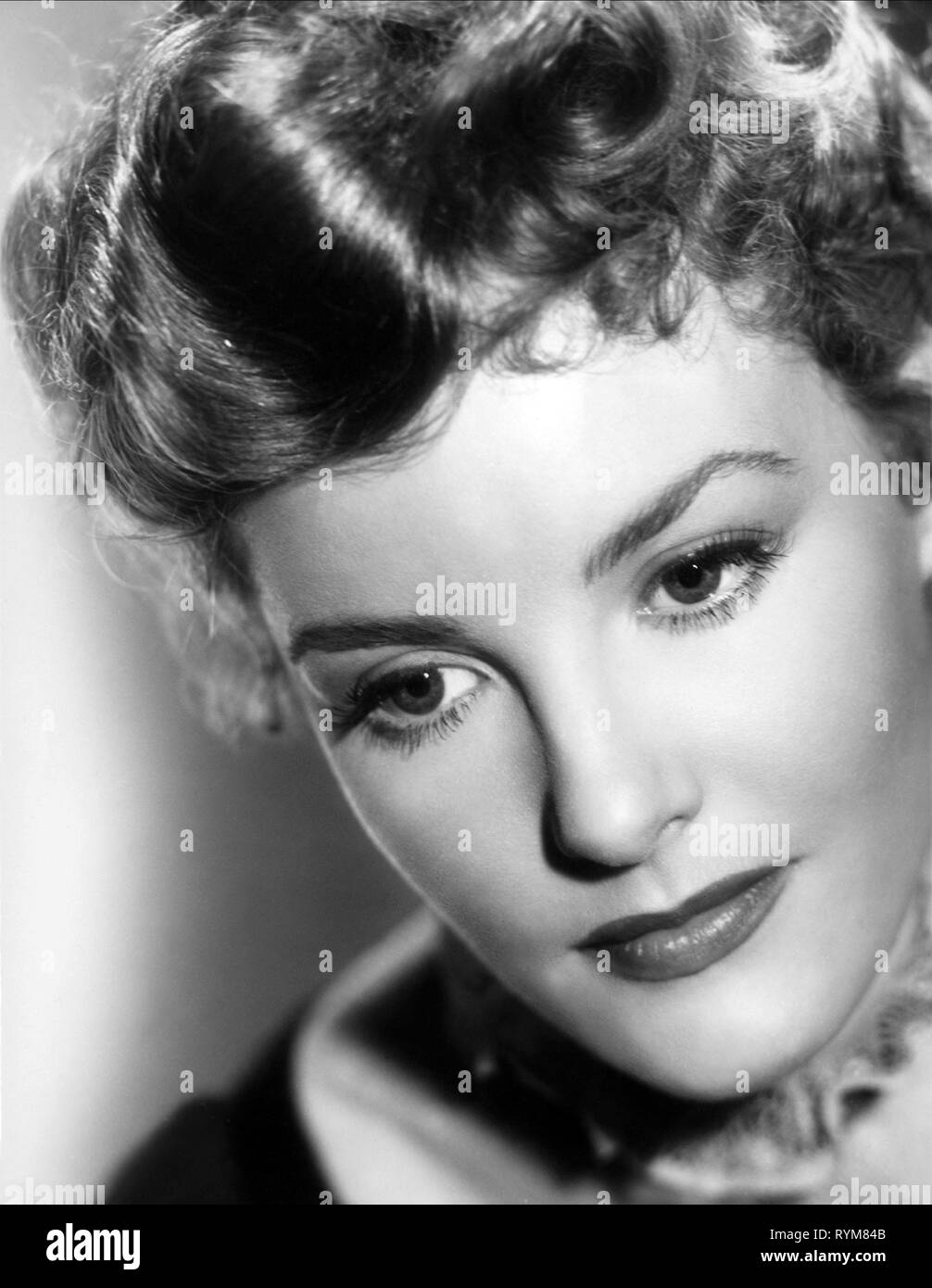 PETULA CLARK, THE CARD, 1952 Stock Photo