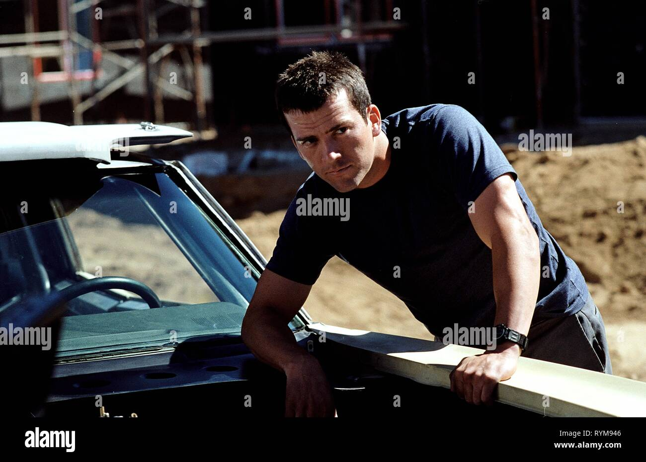 LUCAS BLACK, THE FAST AND THE FURIOUS: TOKYO DRIFT, 2006 - Stock Image