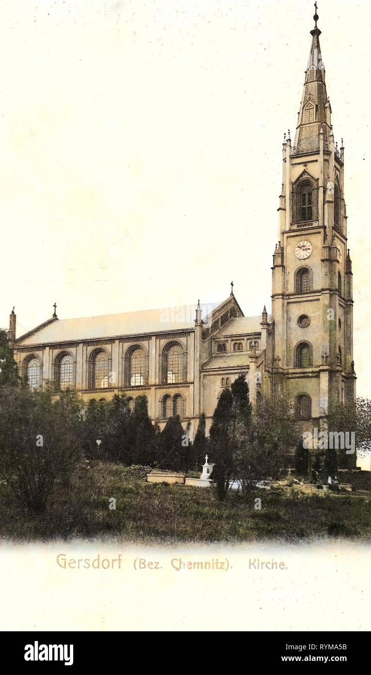 Kirchen in zwickau