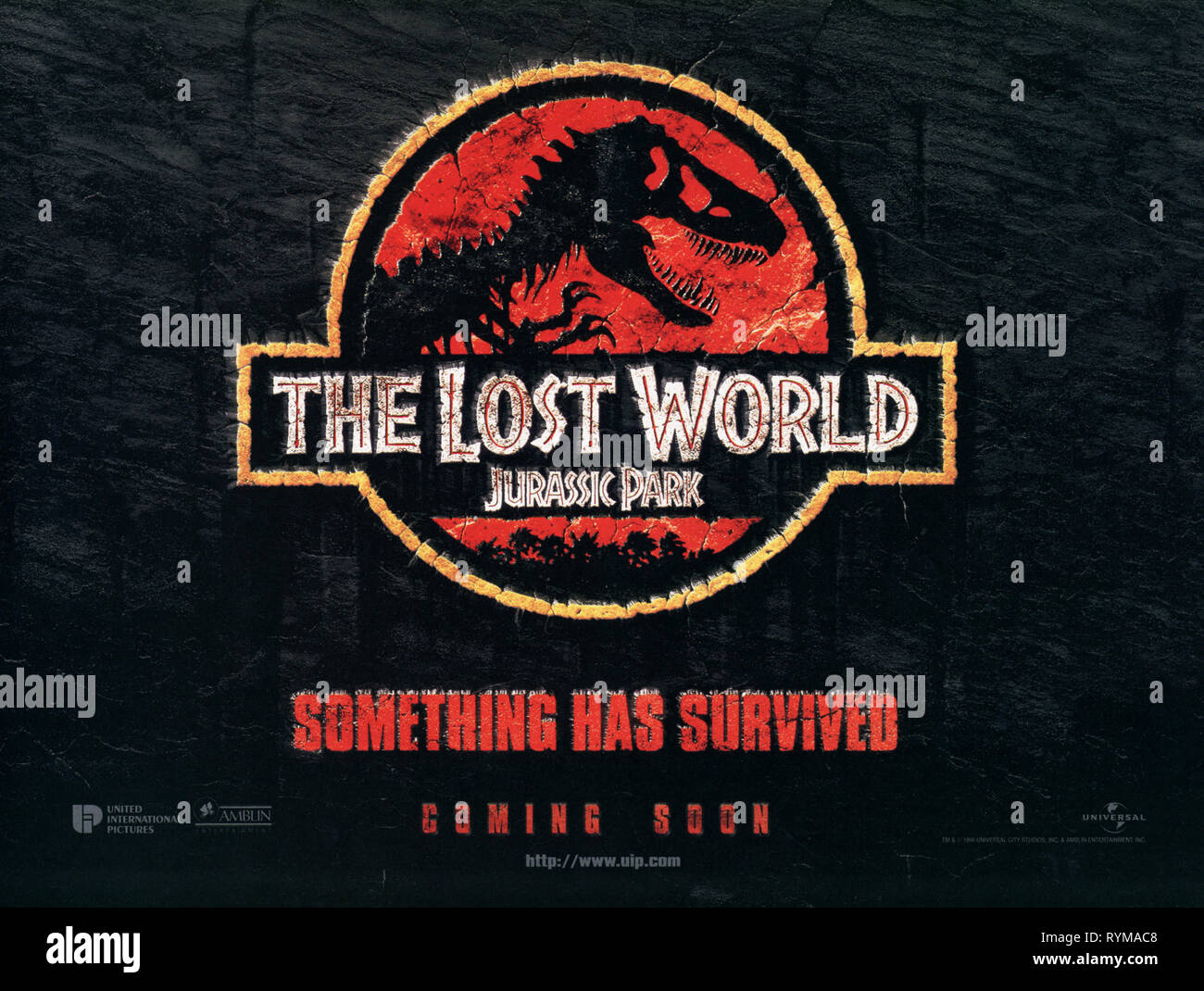 Lost World Jurassic Park High Resolution Stock Photography And Images Alamy