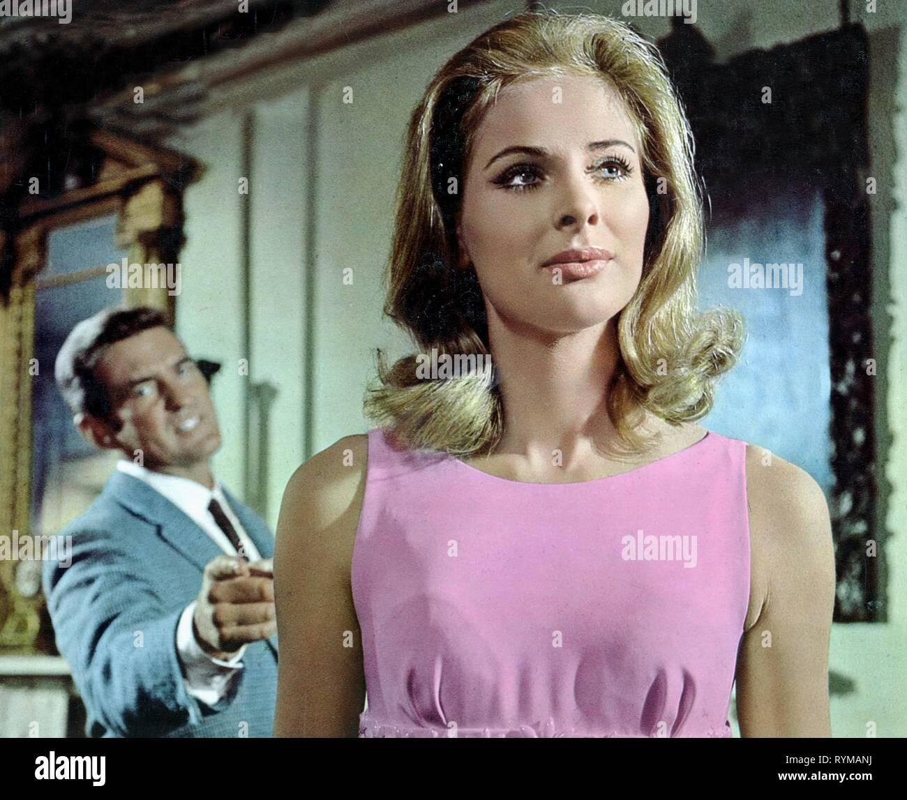 TAYLOR,SPARV, NOBODY RUNS FOREVER, 1968 - Stock Image