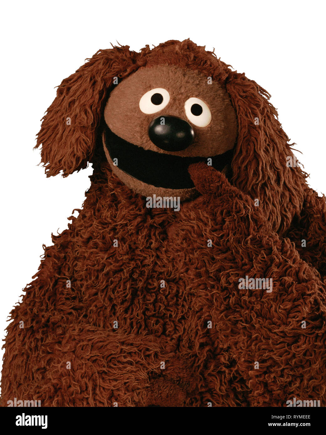 ROWLF, THE MUPPETS, 2011 - Stock Image