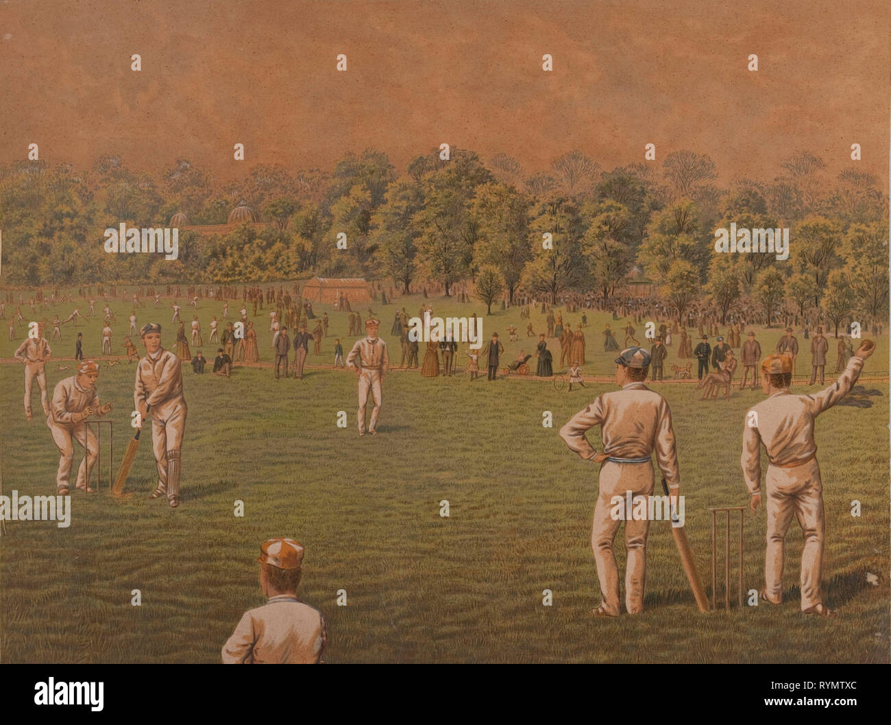 Cricket History Stock Photos Cricket History Stock Images