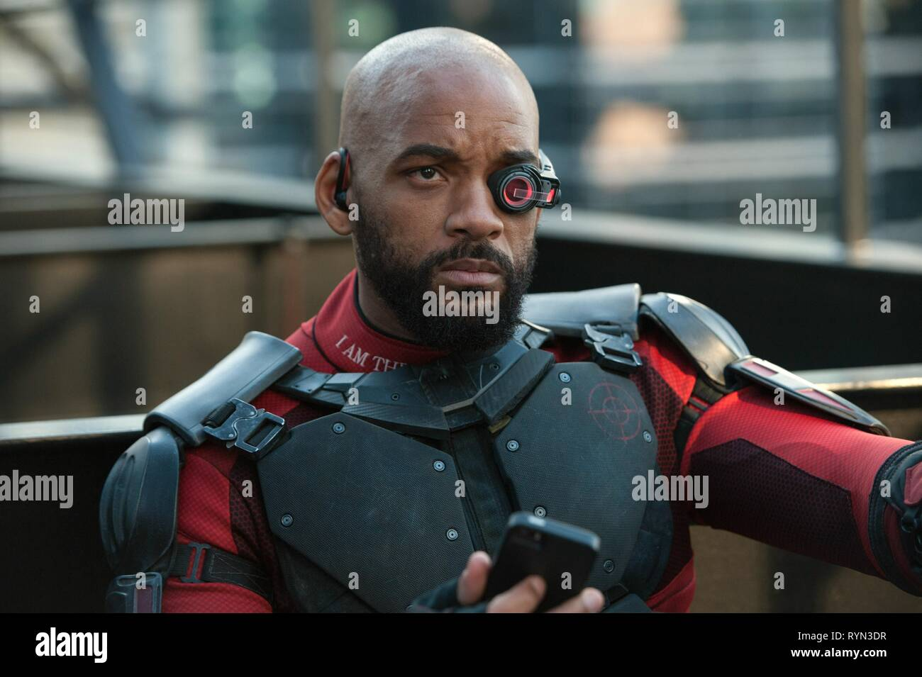 WILL SMITH, SUICIDE SQUAD, 2016 - Stock Image