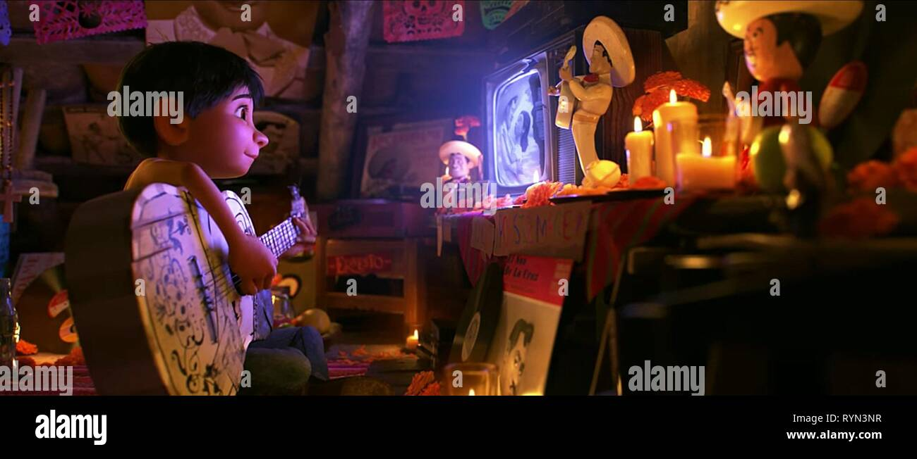 Coco 2017 Film High Resolution Stock Photography and Images - Alamy