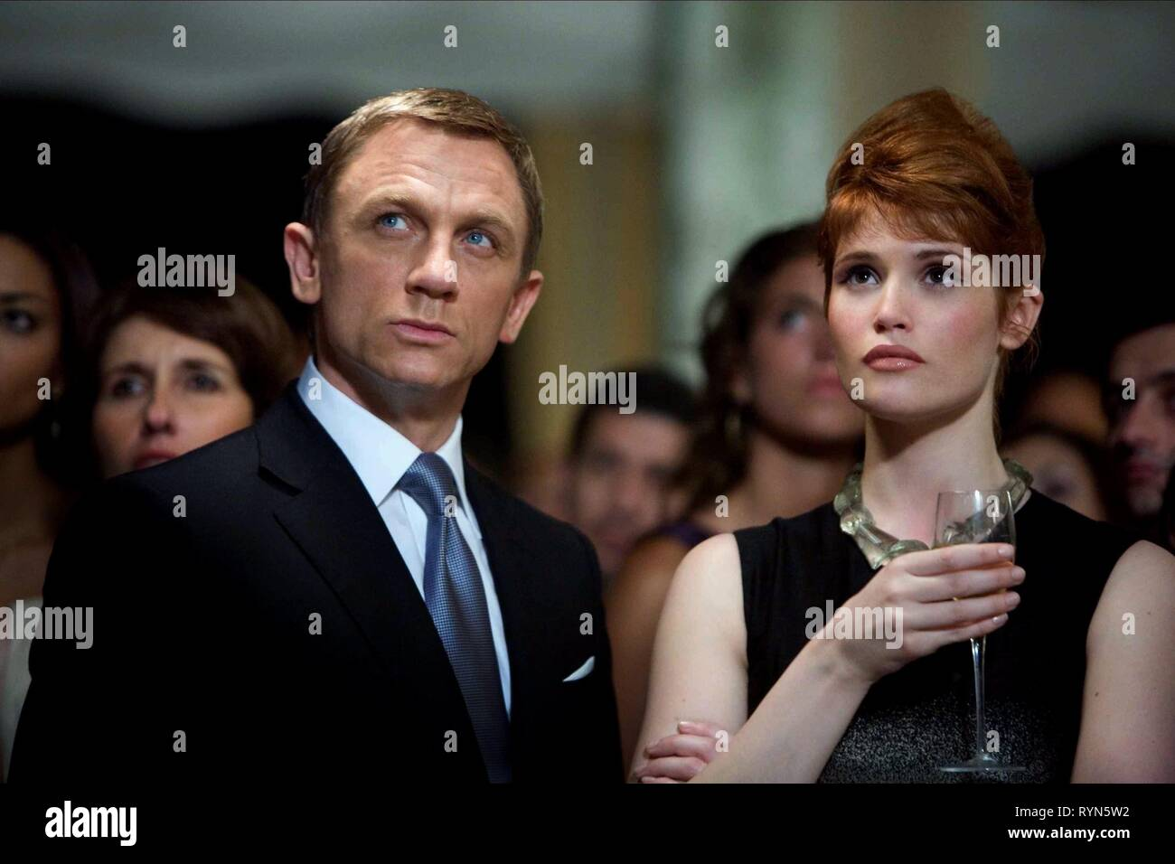 CRAIG,ARTERTON,  QUANTUM OF SOLACE, 2008 - Stock Image