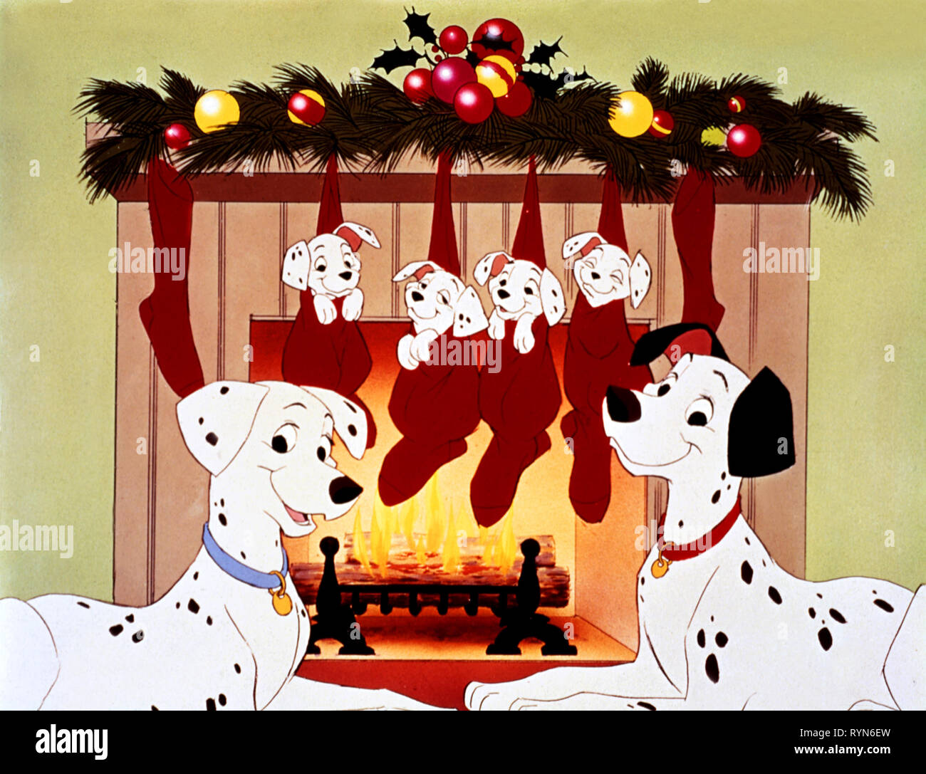One Hundred And One Dalmatians High Resolution Stock Photography And Images Alamy