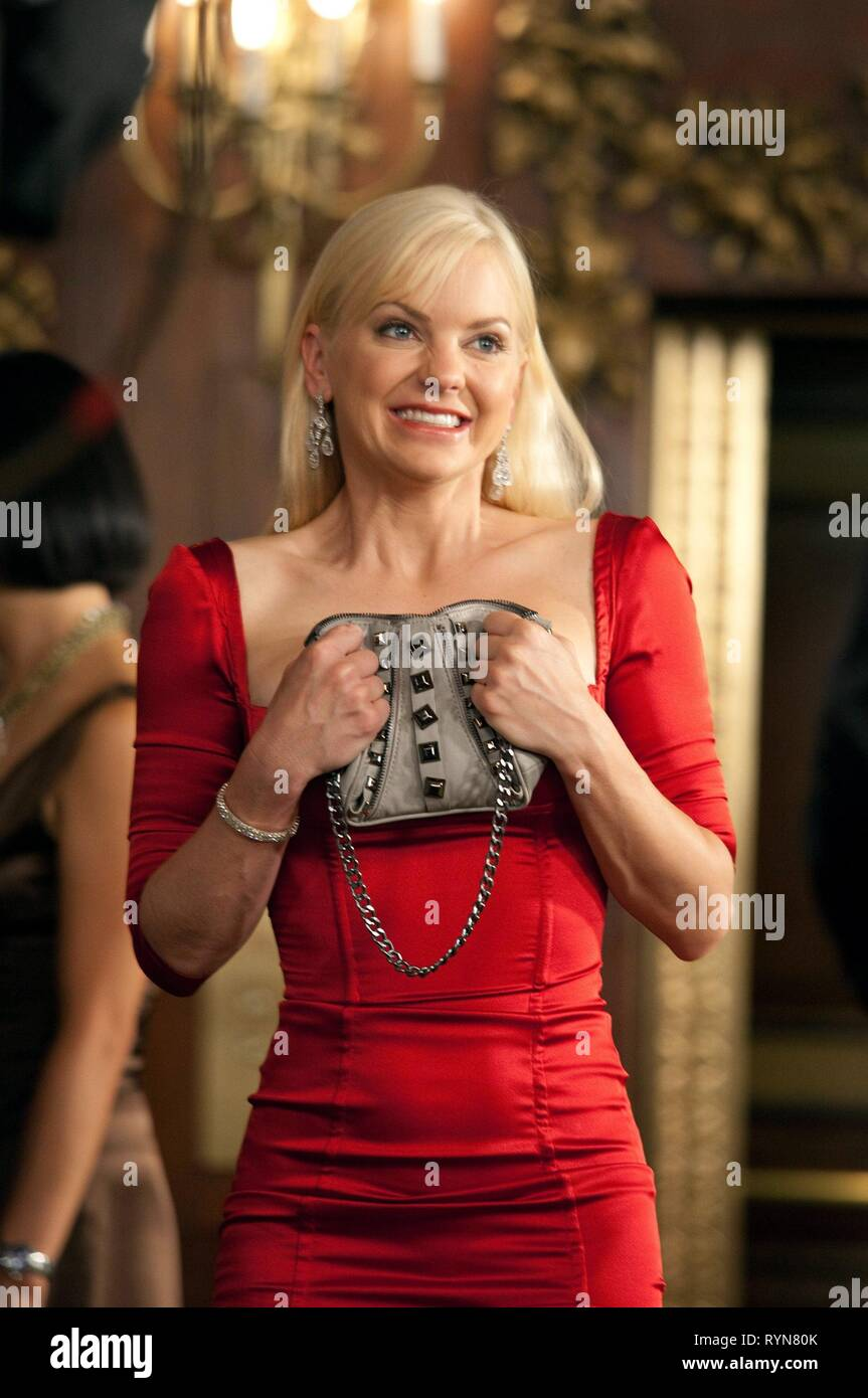 ANNA FARIS, WHAT'S YOUR NUMBER?, 2011 - Stock Image