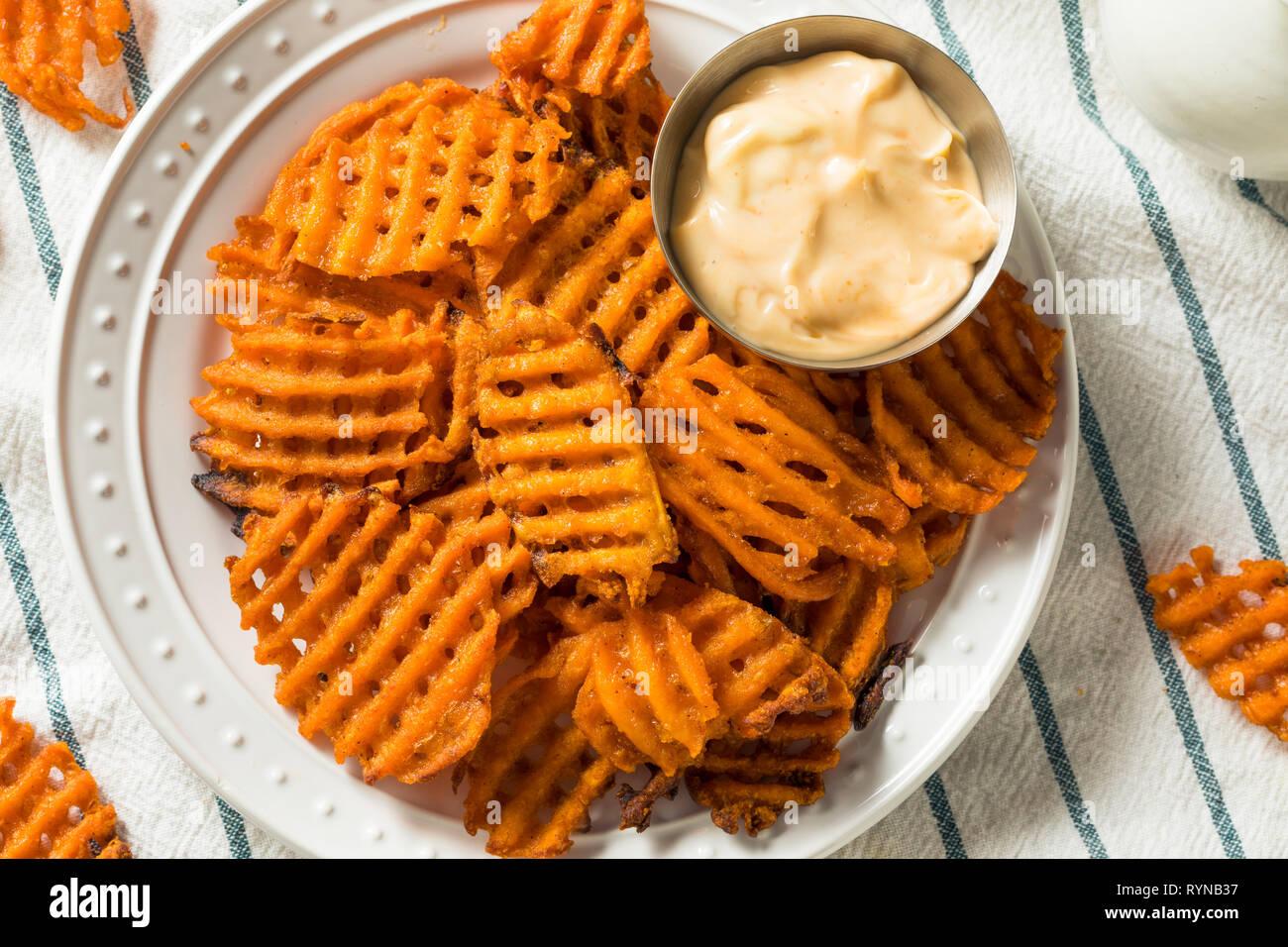 Waffle Fries Stock Photos & Waffle Fries Stock Images - Alamy