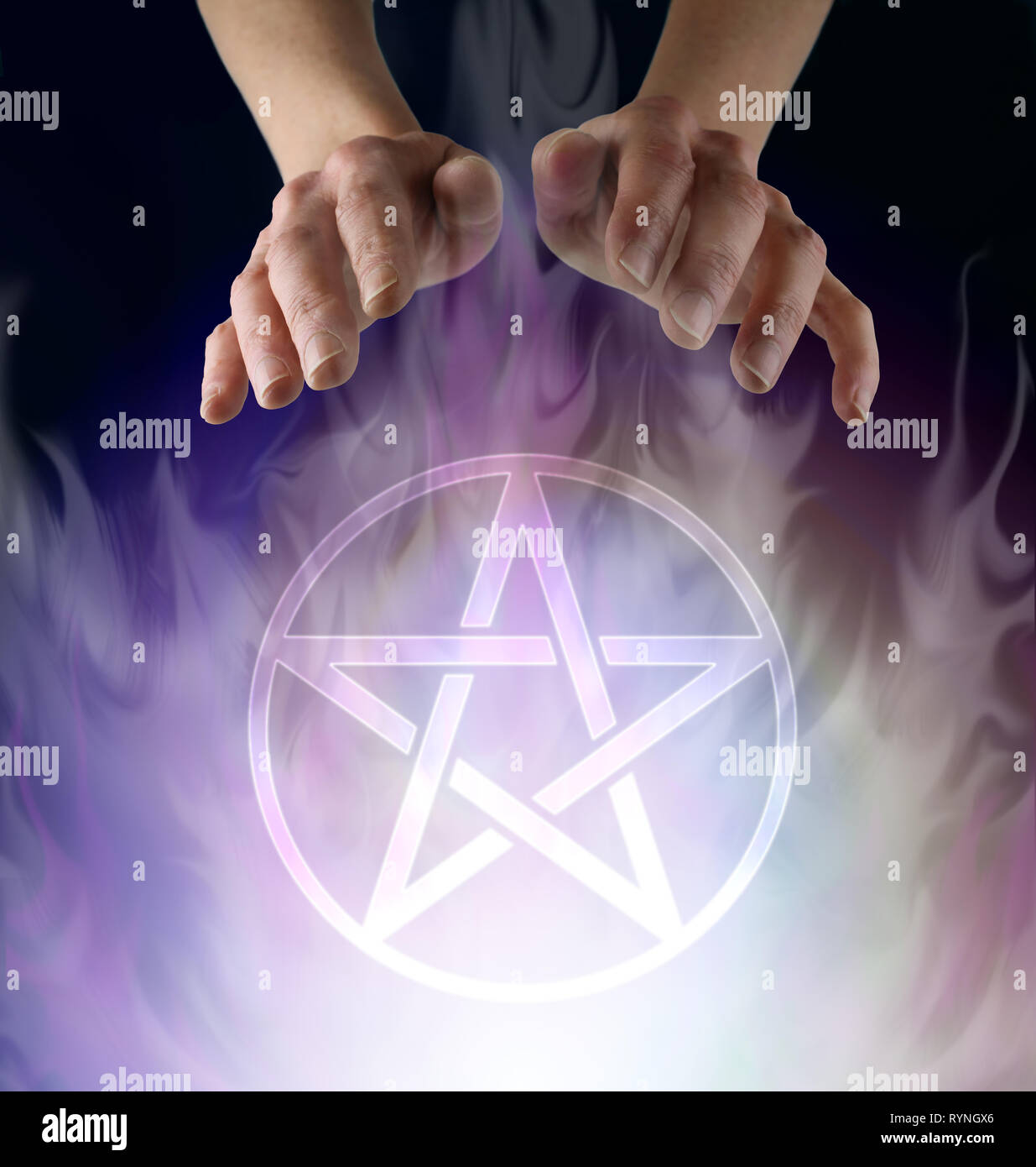 2e9f1187ac77 Witchcraft Symbol Stock Photos & Witchcraft Symbol Stock Images - Alamy