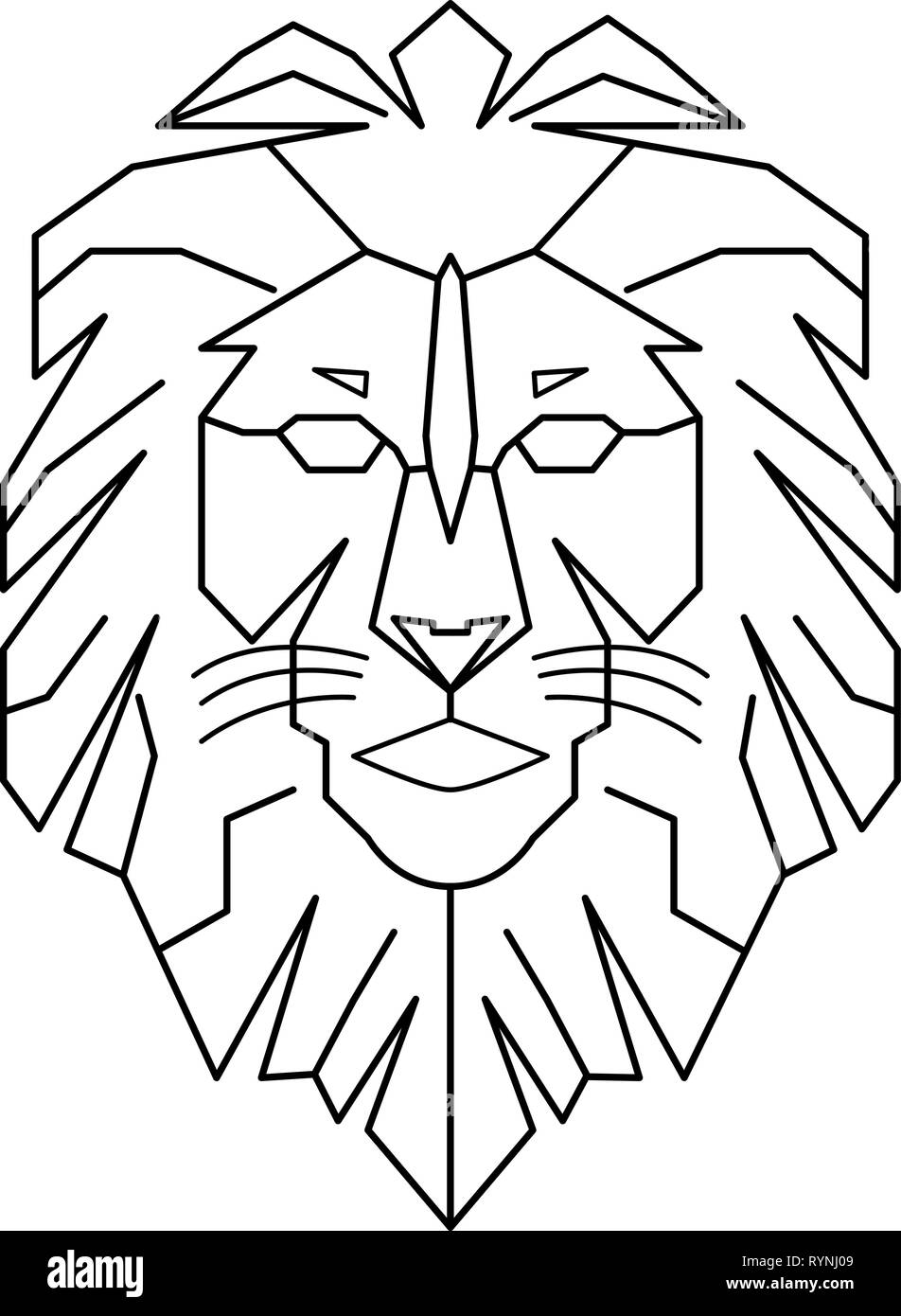 Lion Outline Design : Find the perfect lion outline stock photos and editorial news pictures from getty images.