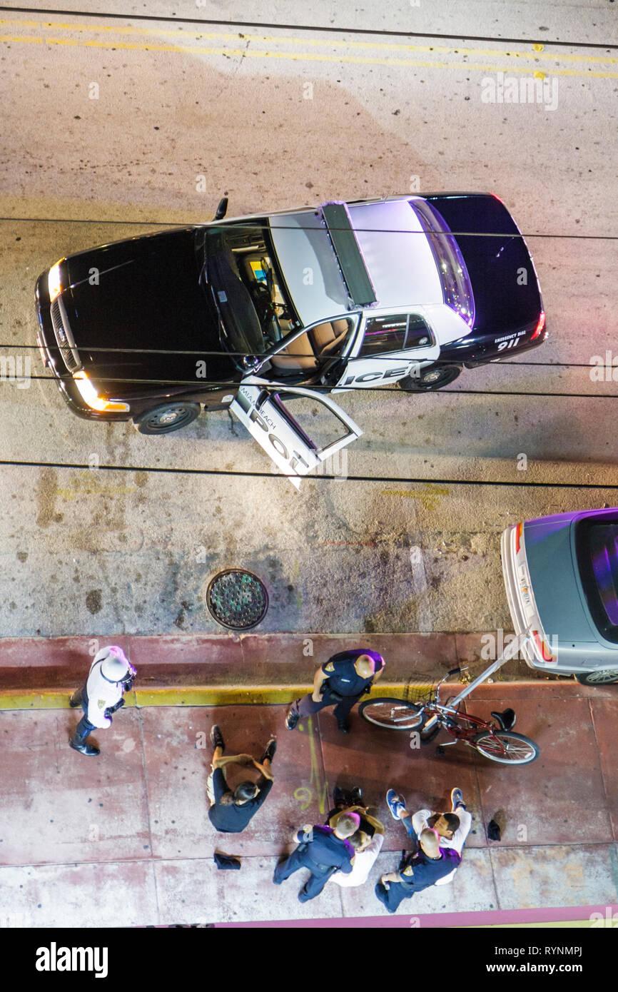 Police Arrest America Stock Photos & Police Arrest America Stock