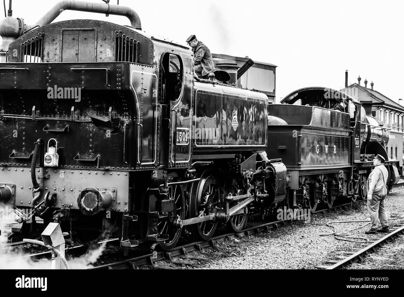 315 Vintage Ferrocarril Art-East Coast-LNER