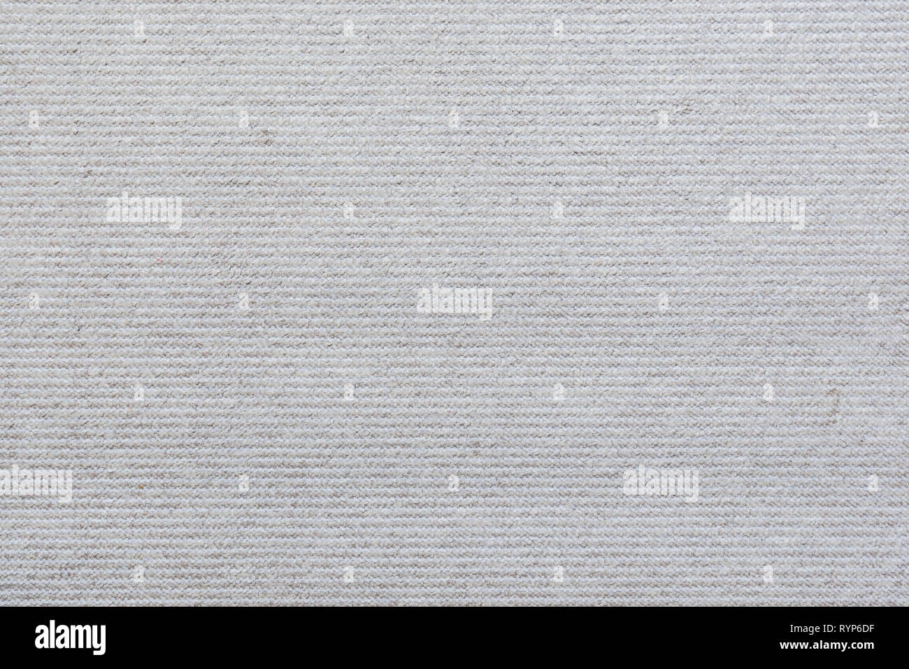 Full frame background of a light, almost white, carpet viewed from above. Stock Photo