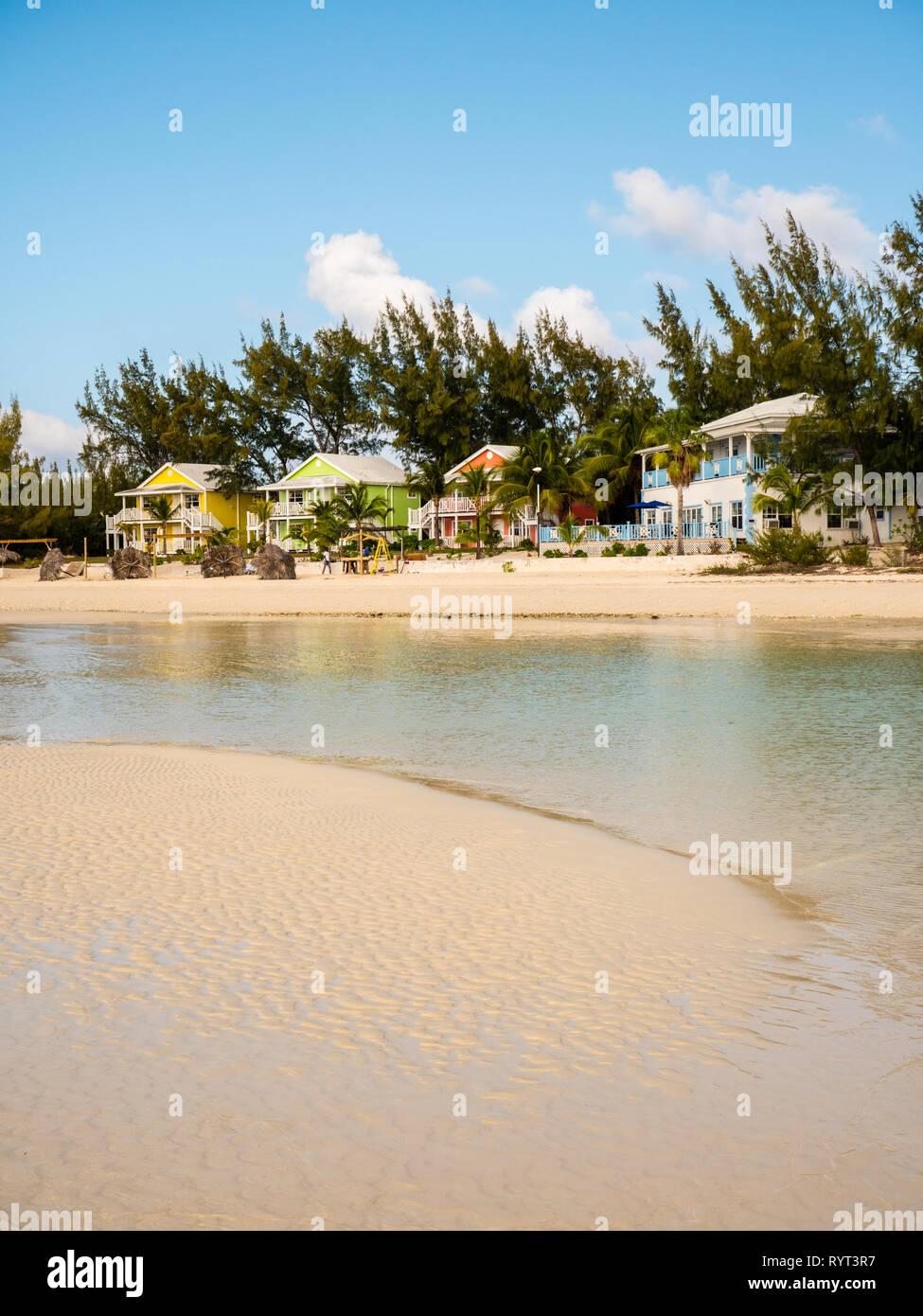 Cocodimama Charming Resort, Governors Harbour, Eleuthera Island, The Bahamas, The Caribbean. - Stock Image