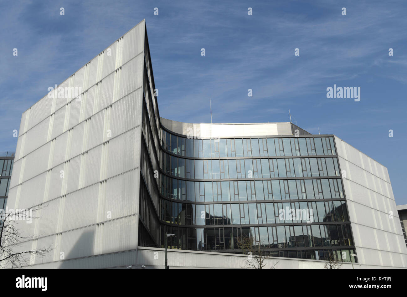Berlin, Deutschland  28th Feb, 2019  Feature - Exterior of